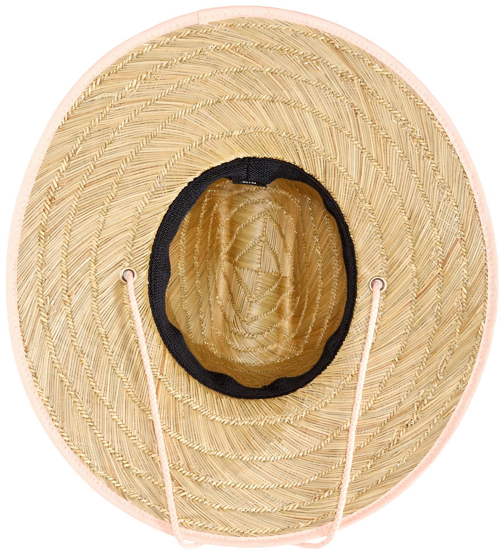 Roxy Little Tomboy Girl Sun HAT, Peach Bud, 1SZ by Roxy (Image #3)