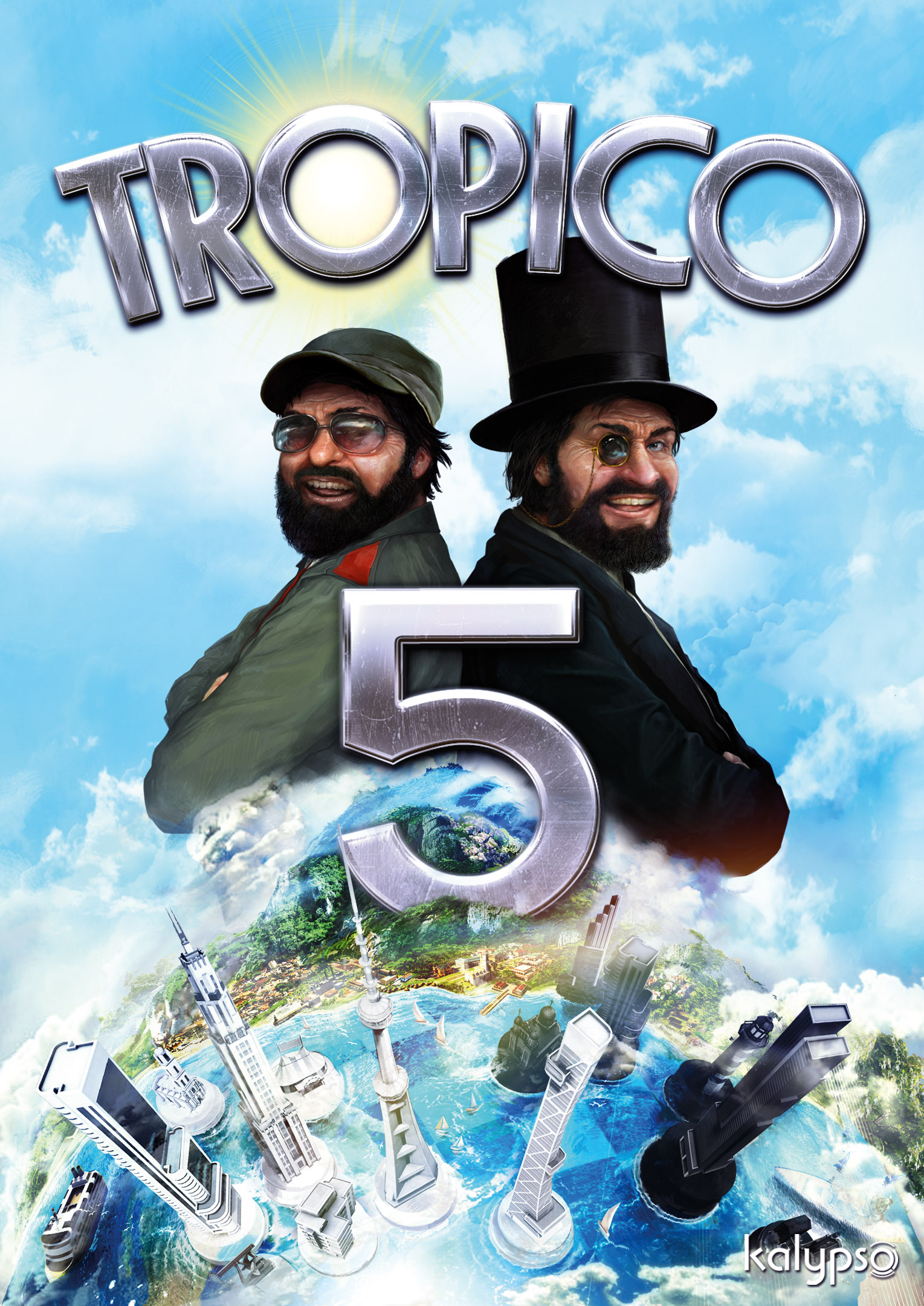 Tropico 5 Complete Collection [Online Game Code] by Haemimont Games