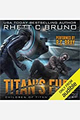 Titan's Fury Audible Audiobook