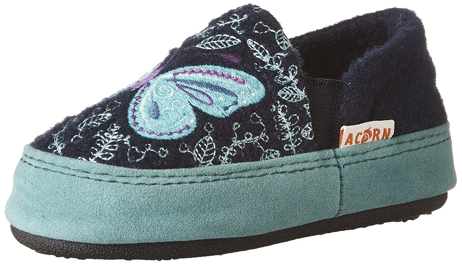 Acorn Kid's Colby Gore Moc Slippers 10036