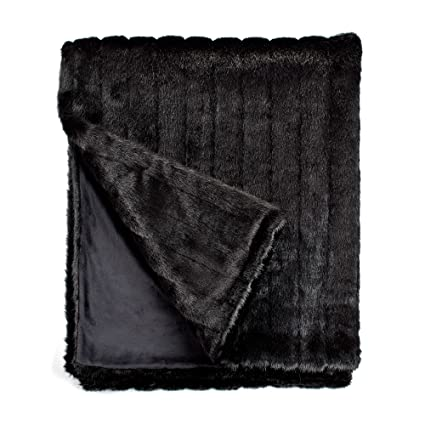f95fe0231ff7 Image Unavailable. Image not available for. Color  Fabulous Furs  Faux Fur  Luxury Throw Blanket