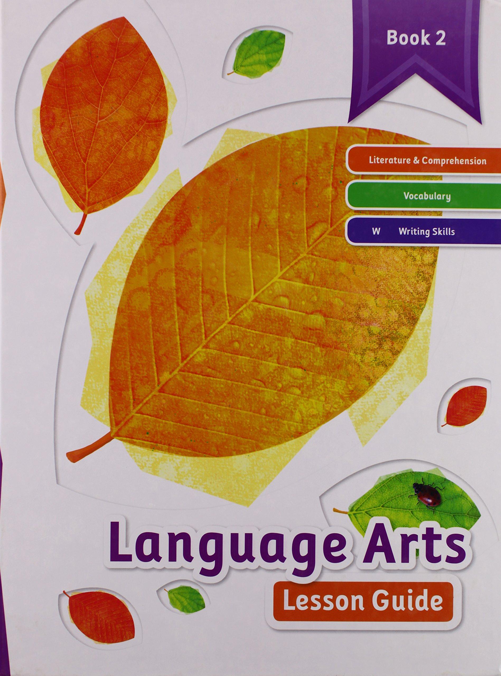 Download Language Arts Book 2 Lesson Guide pdf epub