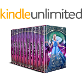 Kingdom of Glass and Ashes: A Limited Edition of Cinderella Retellings (Kingdom of Fairytales Book 1)
