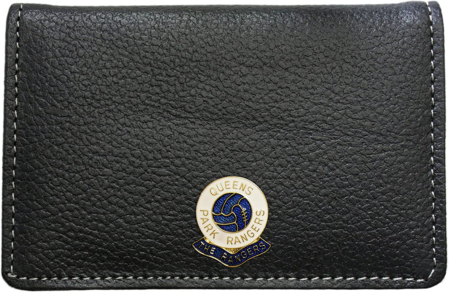 Queens Park Rangers football club leather card holder wallet