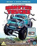 Monster Trucks (Blu-ray + Digital Download) [2016]