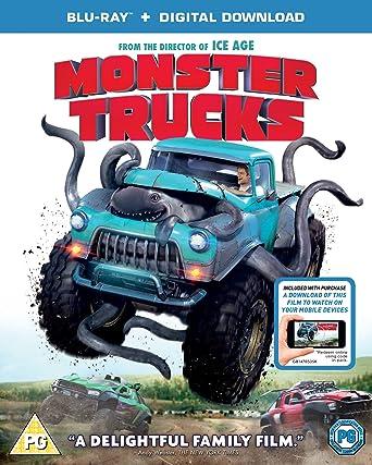 Monster Trucks 2016 скачать торрент - фото 3
