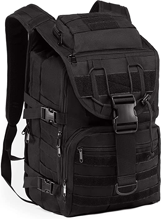 Top 7 Tactical Backpack With Laptop Sleeve