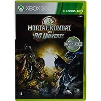 Mortal Kombat Vs DC Universe - 2012 - Xbox 360