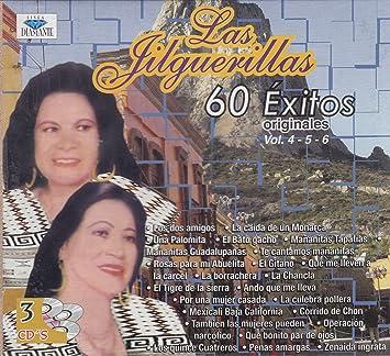 Las Jilguerillas 60 Exitos Originales Las Jilguerillas Amazon