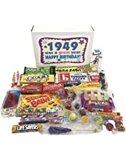 Price2790 Woodstock Candy 1949 70th Birthday Gift