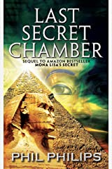 Last Secret Chamber: Ancient Egyptian Historical Mystery Fiction Adventure: Sequel to Mona Lisa's Secret (Joey Peruggia Adventure Series Book 2) Kindle Edition