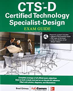 cts certified technology specialist exam guide second edition rh amazon co uk cts exam guide book cts exam guide book
