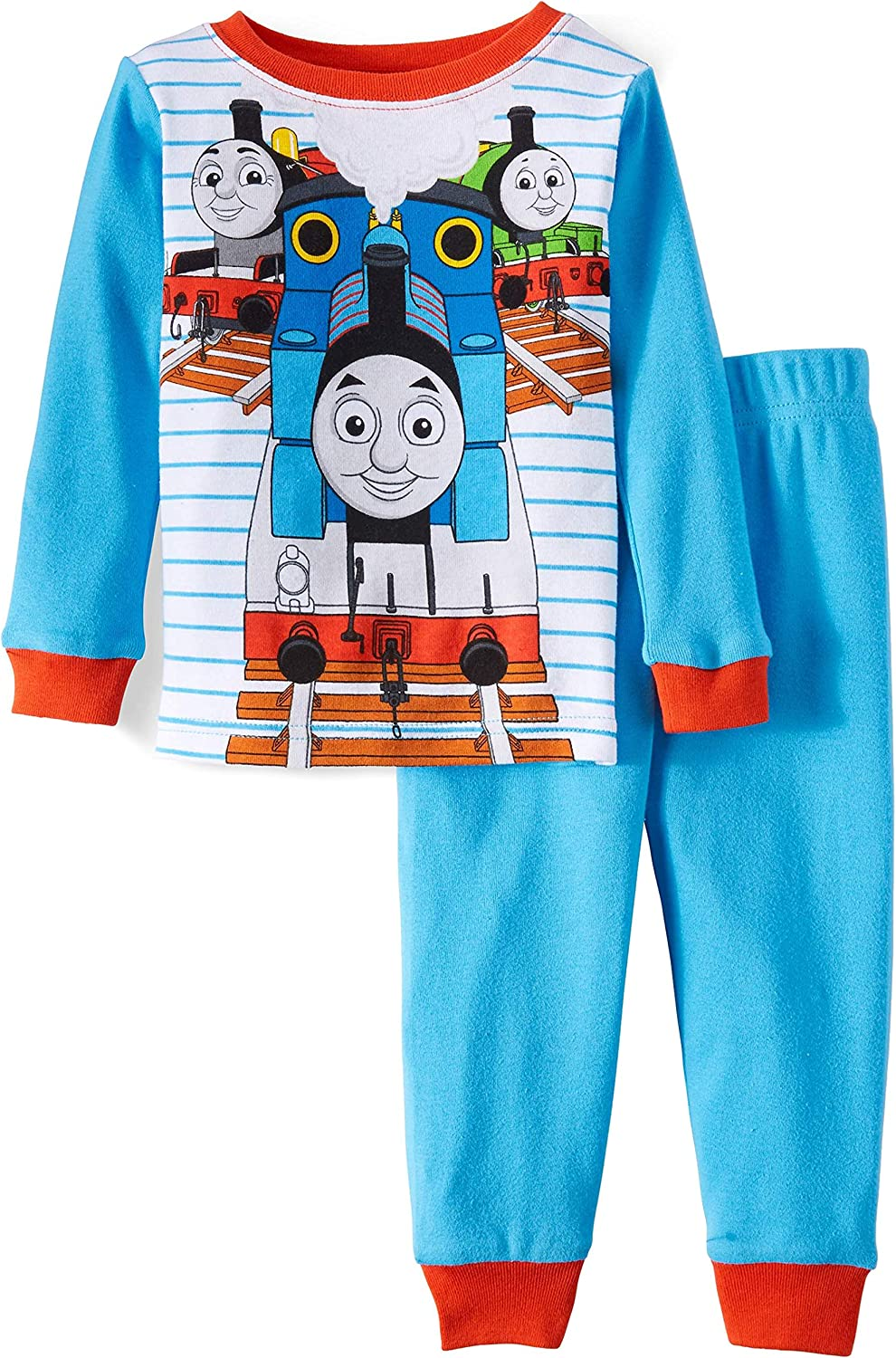 Thomas the Tank Engine Boy/'s Blue Pyjamas