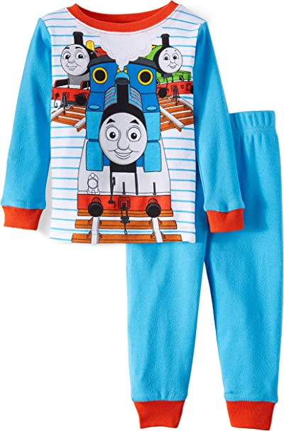 Thomas /& Friends Boys Thomas The Tank Engine Pyjamas