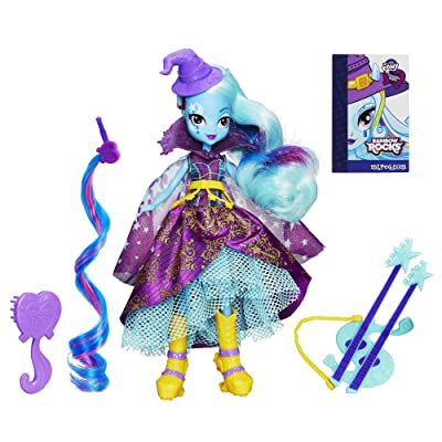 My Little Pony Equestria Girls Trixie Lulamoon Doll: Toys & Games