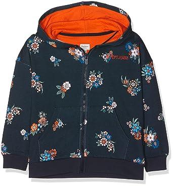 82dbbff5f2b8 Pepe Jeans Mädchen Sweatshirt Sira Jr, Elfenbein (Off White 803), 3 Jahre