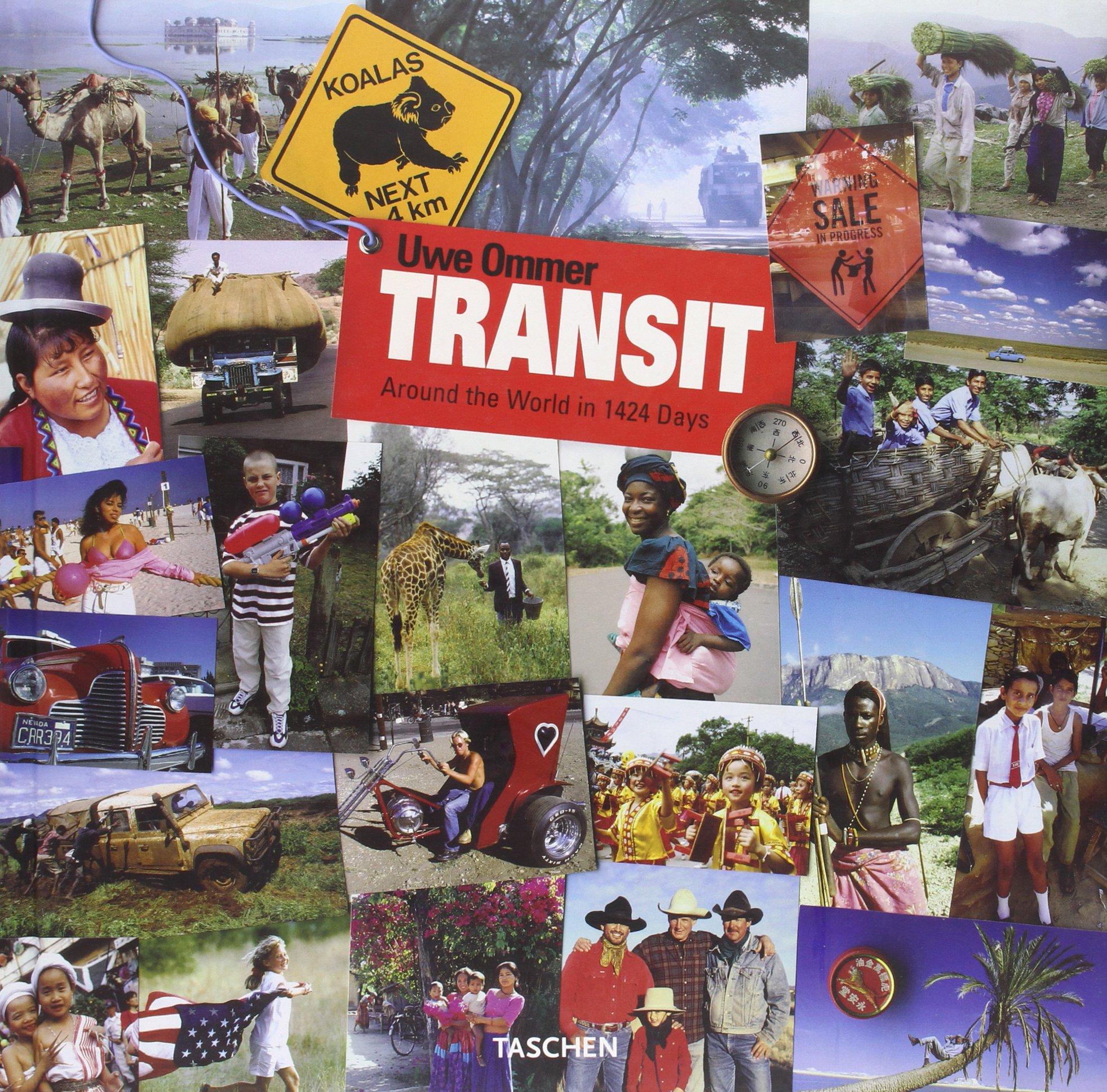 Download Transit: Around the World in 1424 Days PDF