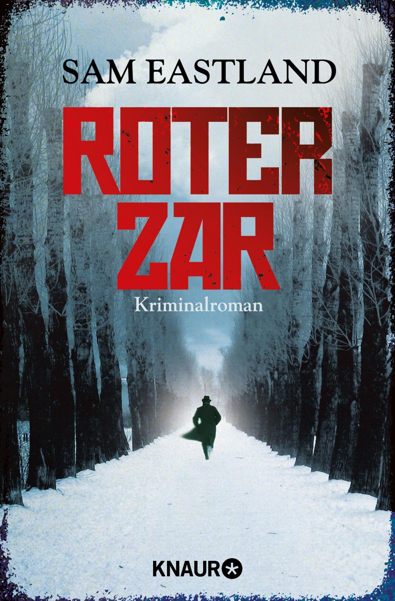 Roter Zar  Kriminalroman  Die Inspektor Pekkala Serie Band 1