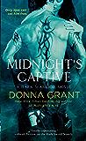 Midnight's Captive: A Dark Warrior Novel (Dark Warriors Book 6)