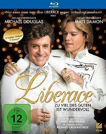 Liberace - Zu viel des Guten ist wundervoll [Blu-ray]