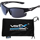 977975d38ac VertX Mens Polarized Sunglasses Sport Wrap Around Fishing Running UV400