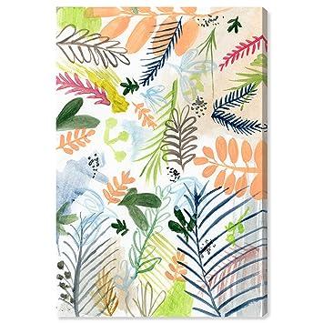 Amazon Com The Oliver Gal Artist Co Botanical Wall Art