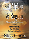 Alphas and Rogues - a Law of the Lycans Box Set