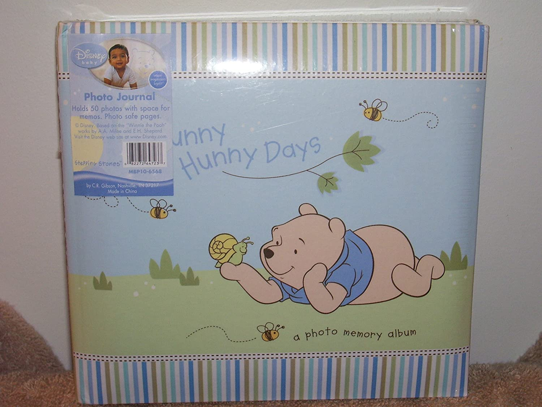 Holds 100 4x6 Photos Perfect Gift Handmade Winnie the Pooh Photo Album