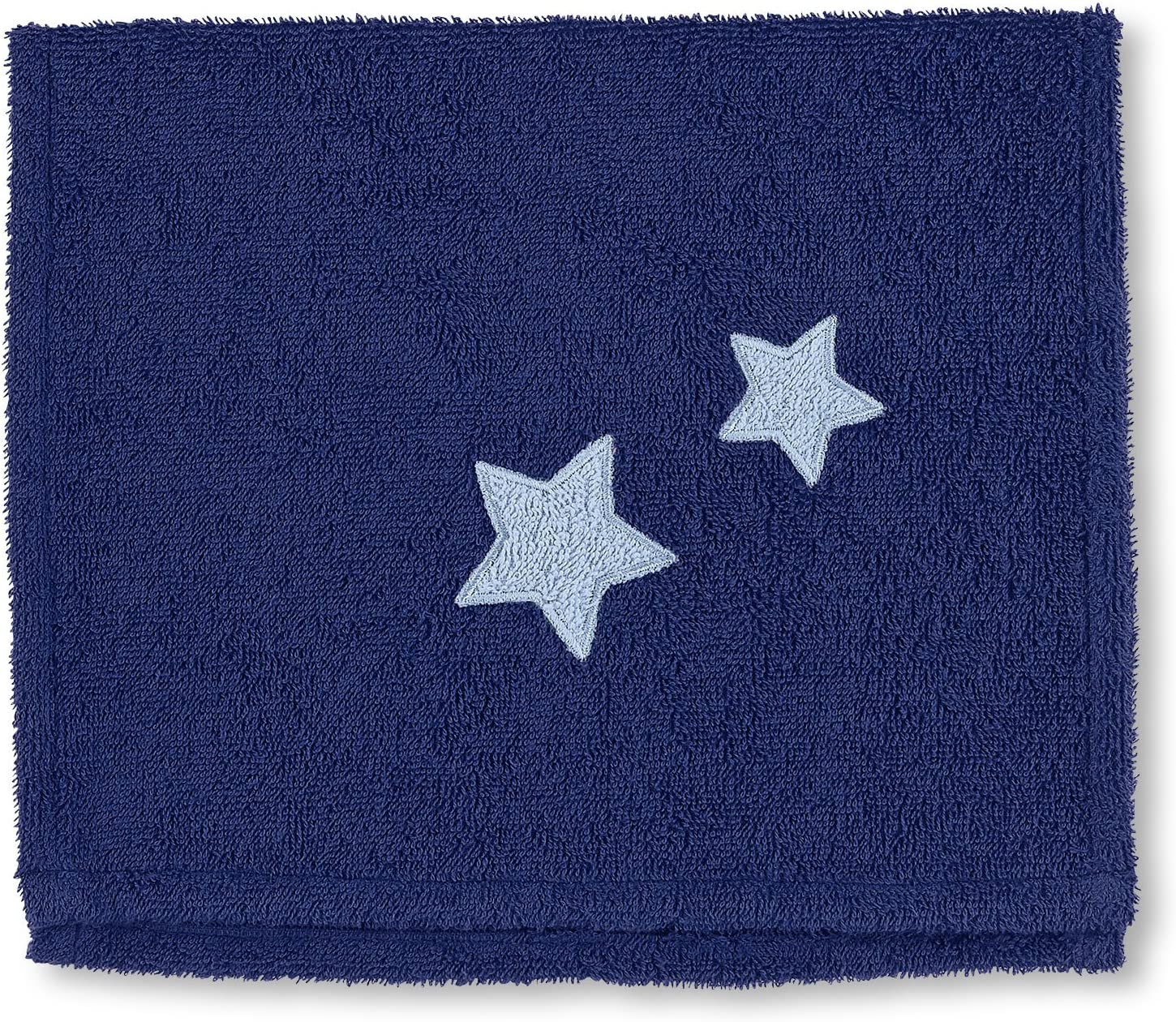 Age: For babies from birth Blue Size: 50 x 30 cm Sterntaler Childrens Bath Towel Stanley