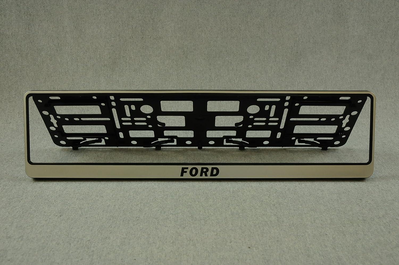 Set 2 x Kennzeichenhalter Ford Kennzeichenhalterung ...