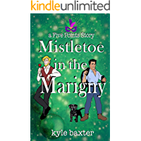 Mistletoe In The Marigny (Five Points Stories Book 3) book cover