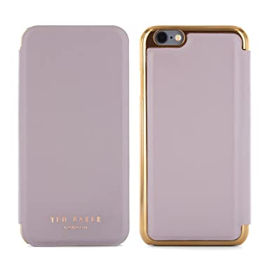 check out c7e85 95c92 Ted Baker AW16 KADIA Folio Case for iPhone 7/6/6s Plus - Mid-Purple ...