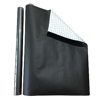 Autoadhesivas Pizarra Pizarra Negro pared papel adhesivo ...