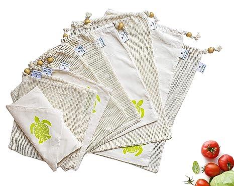 Amazon.com: Ecozoi - Bolsas reutilizables para alimentos ...