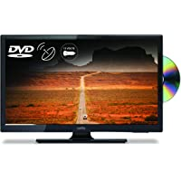 """Cello C22230FT2 22"""" Full HD 12-volt LED TV with built in DVD Player and Freeview T2 HD – UK Made"""