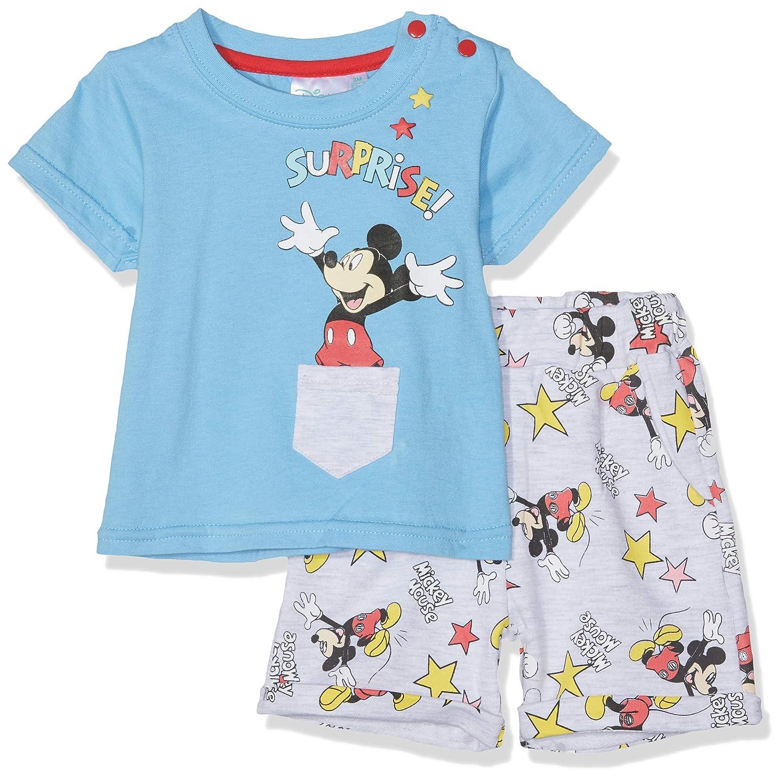 Disney Baby-Jungen Bekleidungsset
