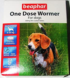 BOB MARTIN ALL IN ONE DEWORMER FOR LARGE DOGS: Amazon co uk