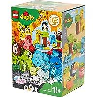 LEGO® DUPLO® Classic Yaratıcı Hayvanlar 10934 Yapım Seti; Okul öncesi dönemi çocuklar için yaratıcı oyuncak