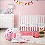 Amazon Com Tiddliwinks Raspberry Garden 3 Pc Crib Set