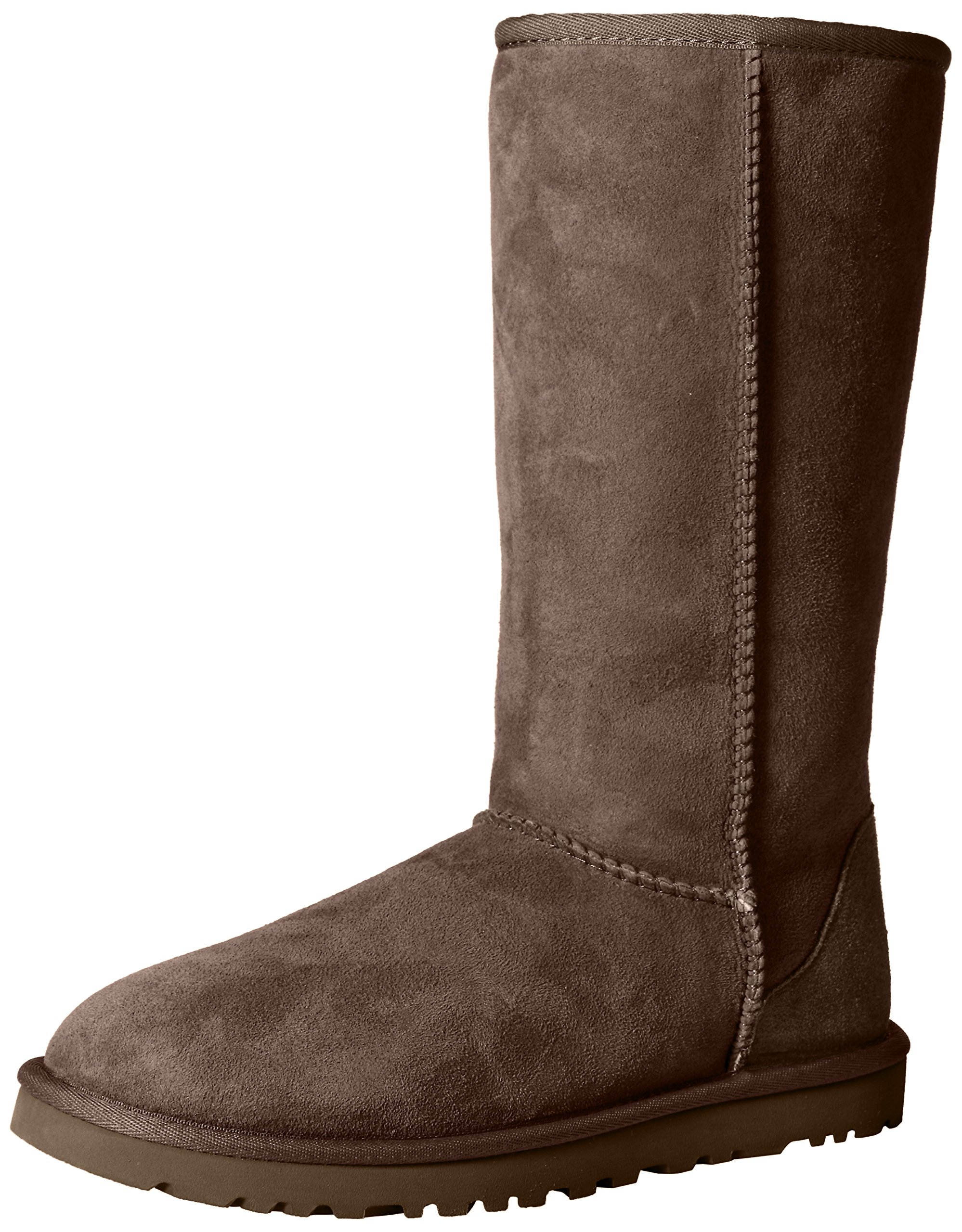UGG Australia Women's Classic Tall Boots 7 m (US), Chocolate