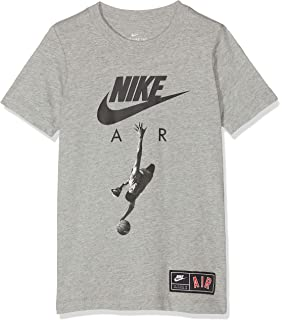 Nike Children's B Np Top Ss Comp Aop T Shirt: Amazon.co.uk