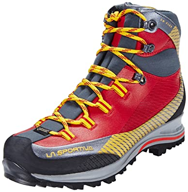 La Sportiva Trango TREK Leather GTX Chaussures gris