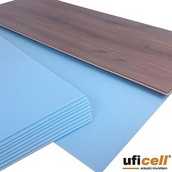 10 M Uficell SOFT Step Isolation Sonore Impact Acoustique Pour Sol Stratifi Parquet