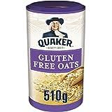 Quaker Gluten Free Wholegrain Rolled Oats, 510 g
