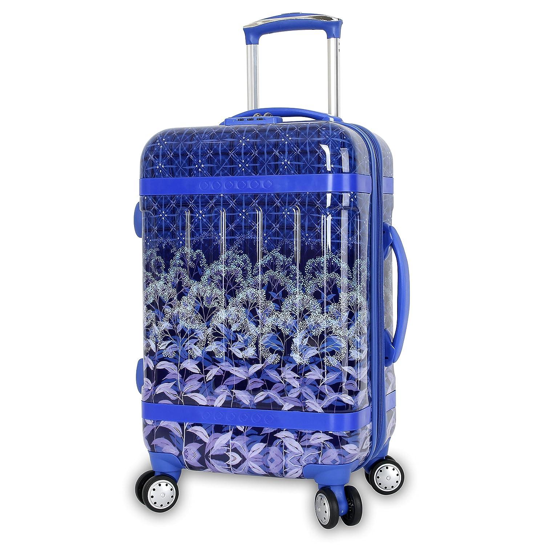 9f3651a6b76d J World New York Taqoo Polycarbonate Carry On Art Luggage, Dawn