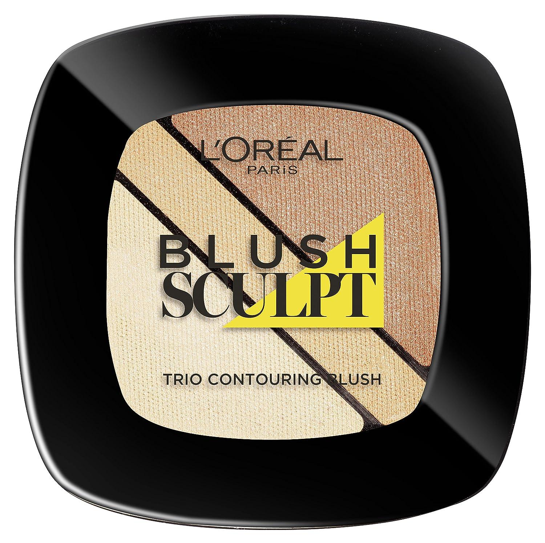 L'Oreal Paris Colorete Infalible Trio 101 Soft Sand L'Oréal 3600523176168