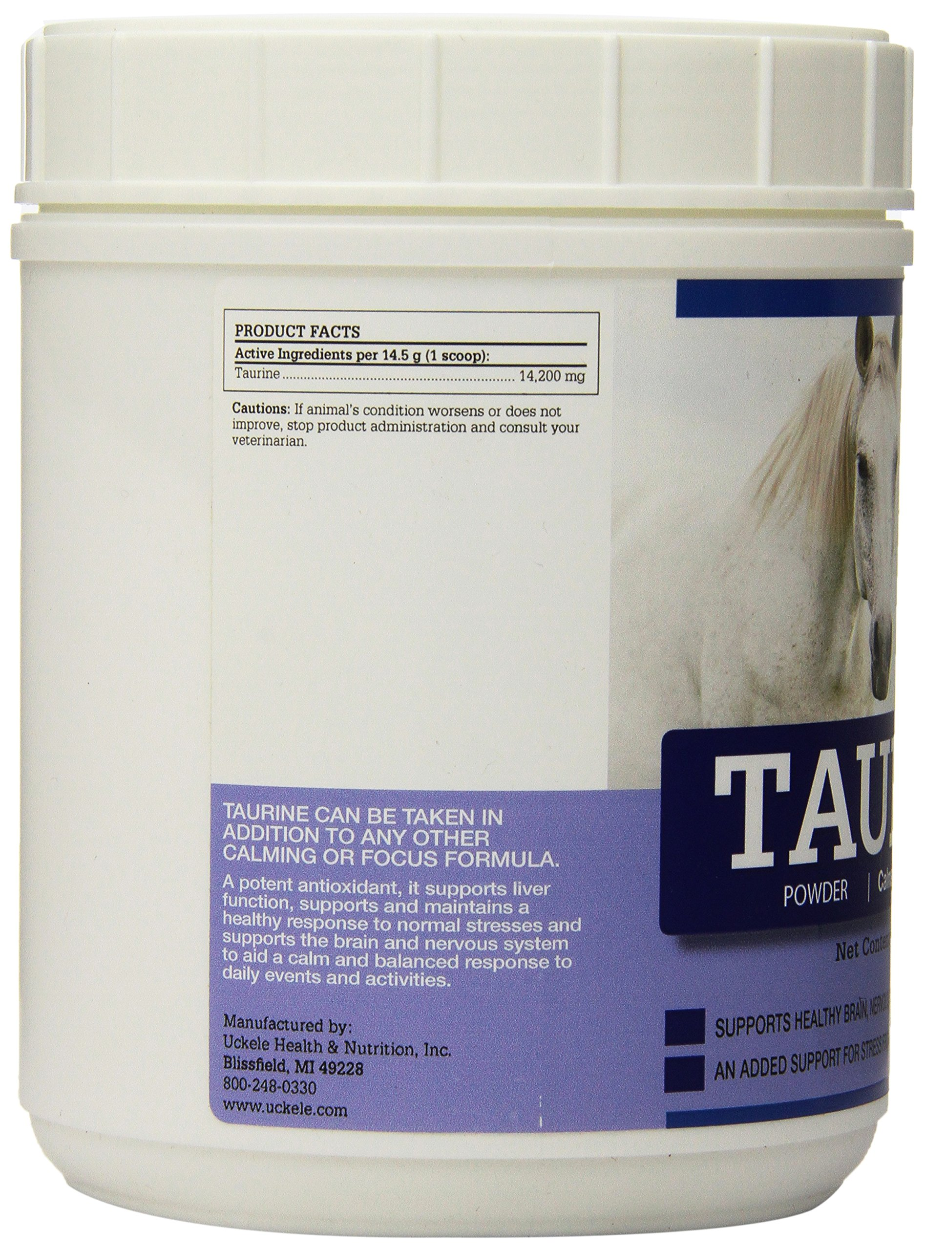 Uckele Taurine Horse Supplement, 2-Pound by Uckele (Image #2)