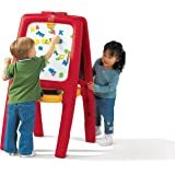STEP2 EASEL FOR TWO(1-PK RED/YELLOW) 885200 Creative easel