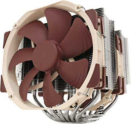 Premium Dual-Tower CPU Cooler For AMD Brown NH-D15 SE-AM4