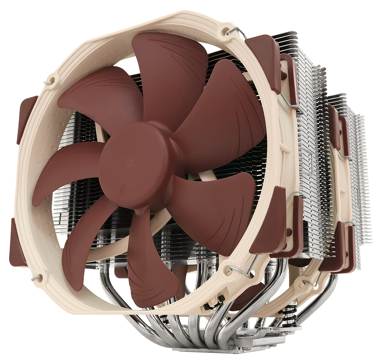 Noctua NH-D15, Premium CPU Cooler with 2x NF-A15 PWM 140mm Fans